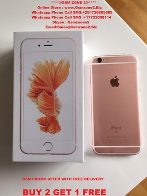 GSM Apple iPhone 6s/6/6Plus /32G/64GB/128GB/2 Get 1 free