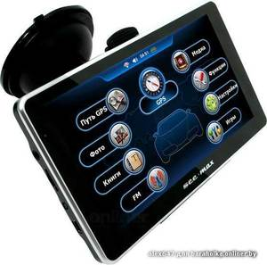 GPS навигатор SeeMax navi E610 HD 8GB ver 2